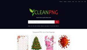 Immagine Sito CleanPNG.com
