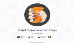 Immagine di Squoosh Web app